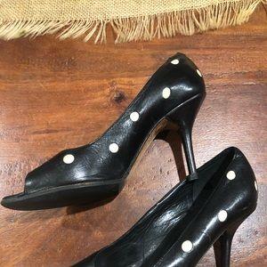 Via Spiga Shoes - Via spiga peep toe heels